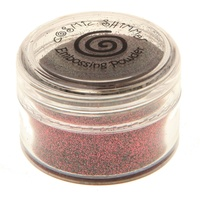Cosmic Shimmer Brilliant Sparkle Embossing Powder Silver Tinsel