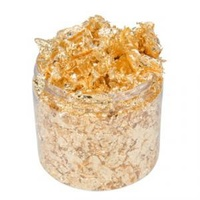 Cosmic Shimmer Gilding Flakes 200ml Golden Jewel