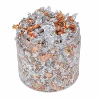 Cosmic Shimmer Gilding Flakes 200ml Red Speckle