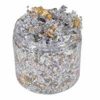 Cosmic Shimmer Gilding Flakes 200ml Silver Dream