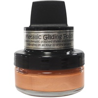 Creative Expressions Metallic Gilding Polish Apricot 50ml