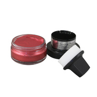 Creative Expressions Metallic Gilding Polish Rich Red 50ml