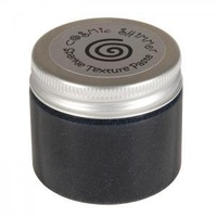 Cosmic Shimmer Sparkle Texture Paste Midnight 50ml