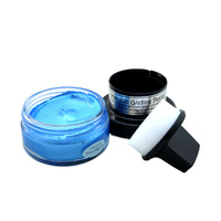 Creative Expressions Metallic Gilding Polish Electric Blue 50ml