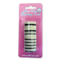 Crafts-Too Mini Ink Blending Replacement Foams 1 inch Round 10/Pkg