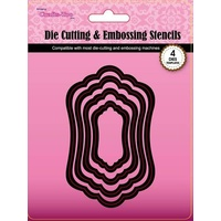 Crafts-Too Cutting and Embossing Dies Labels #3