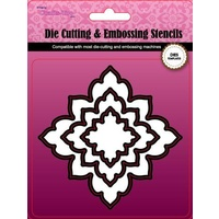 CraftsToo Cutting and Embossing Dies Frames #10