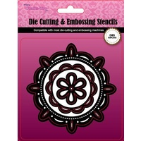 CraftsToo Cutting and Embossing Dies Frames #11
