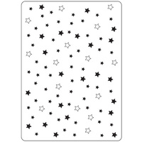 Crafts-Too Embossing Folder Twinkle 4.25x5.5