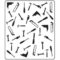 CRAFTSTOO Embossing Folder Tools 15cm x 12.7cm