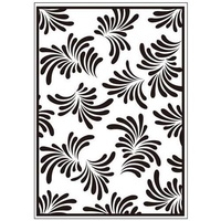 Crafts-Too Embossing Folder Petals 4.25x5.5
