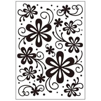 CRAFTSTOO Embossing Folder Daisy Delight 4.25x5.5