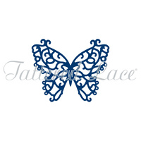 Tattered Lace Die Ornate Butterfly D1232