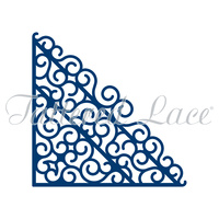 Tattered Lace Die - Westminster Corner D309 FREE SHIPPING