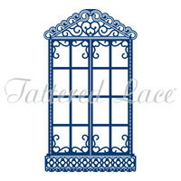Tattered Lace Die - Window D376 FREE SHIPPING