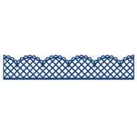 Tattered Lace Die - Trellis Border D472 FREE SHIPPING