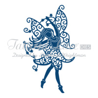 Tattered Lace Die - Heather Fairy D608 FREE SHIPPING