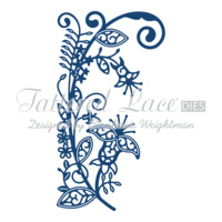 Tattered Lace Die - Flower Flourish D658 FREE SHIPPING