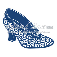 Tattered Lace Die Lu Lu Shoe D789