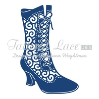 Tattered Lace Die - Milly Boot D790 FREE SHIPPING