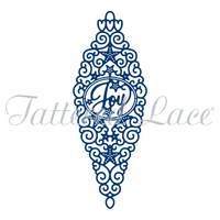 Tattered Lace Die Joy Bauble D872