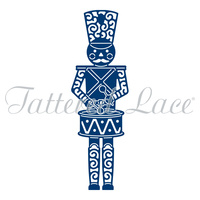 Tattered Lace Die Drummer D913