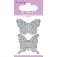 Dovecraft Value Die Butterflies Duos