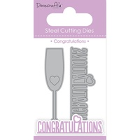 Dovecraft Value Die Congratulations