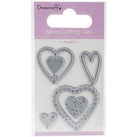Dovecraft Value Die Hearts