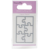 Dovecraft Value Die Jigsaw Piece