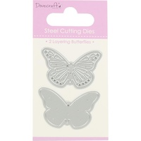 Dovecraft Mini Die Layering Butterfly