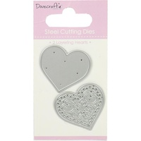 Dovecraft Mini Die Layering Heart