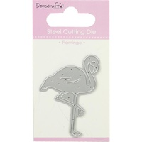 Dovecraft Mini Die Flamingo