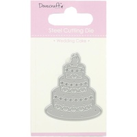 Dovecraft Mini Die Wedding Cake