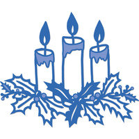 Kaisercraft Die Candle Centerpiece DD568 FREE SHIPPING