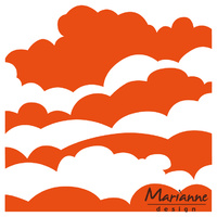 Marianne Design Folder 5x5 Clouds DF3434