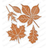 Impression Obsession Die Leaves DIE030S