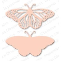 Impression Obsession Die Fancy Butterfly DIE059N