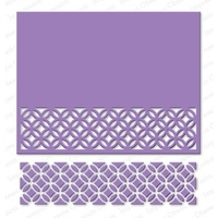 Impression Obsession Die Fancy Cutout Border DIE152N