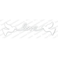 Impression Obsession Die Love Doves DIE265B