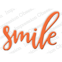 Impression Obsession Die Smile DIE378E