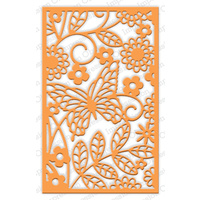 Impression Obsession Die Butterfly Block DIE396ZZ