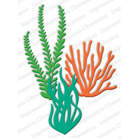 Impression Obsession Die - Sea Plants DIE560-ZZ