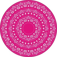 Cheery Lynn Designs DL164 Doily Stacker Circles 1, 2, 3 Doily Die