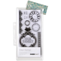 KaiserCraft Clear Stamps Duchess DS209
