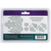 Crafter's Companion Die'sire Dies Edge'ables Classic Chandelier 7/Pkg