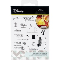 Disney Beauty And The Beast Stamp Set DUS0671