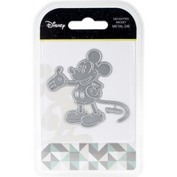 Disney Mickey & Minnie Mouse Delighted Mickey Die Set DUS2807