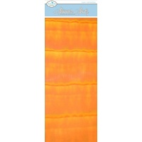 Elizabeth Craft Design Mylar Shimmer Sheetz Orange Iris
