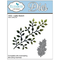 Elizabeth Craft Designs Dies Leafy Branch